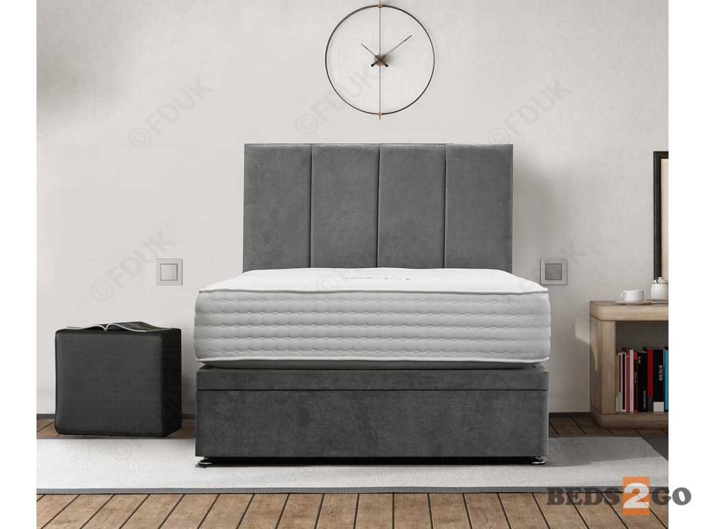 Anne Divan set (EXCLUDES HEADBOARD)